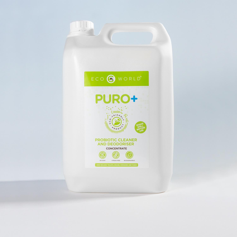 PURO+ probiotic cleaner and deodoriser